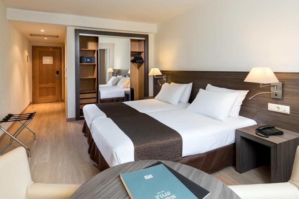 Hotel Rafaelhoteles Ventas Madrid 4