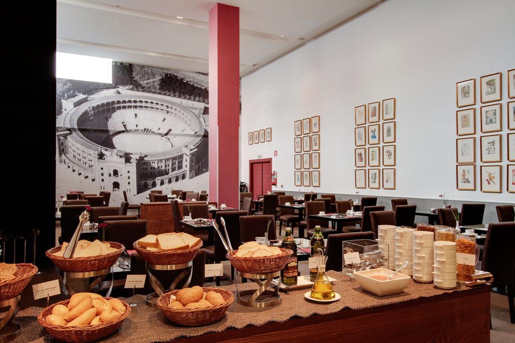 Hotel Rafaelhoteles Ventas Madrid 6