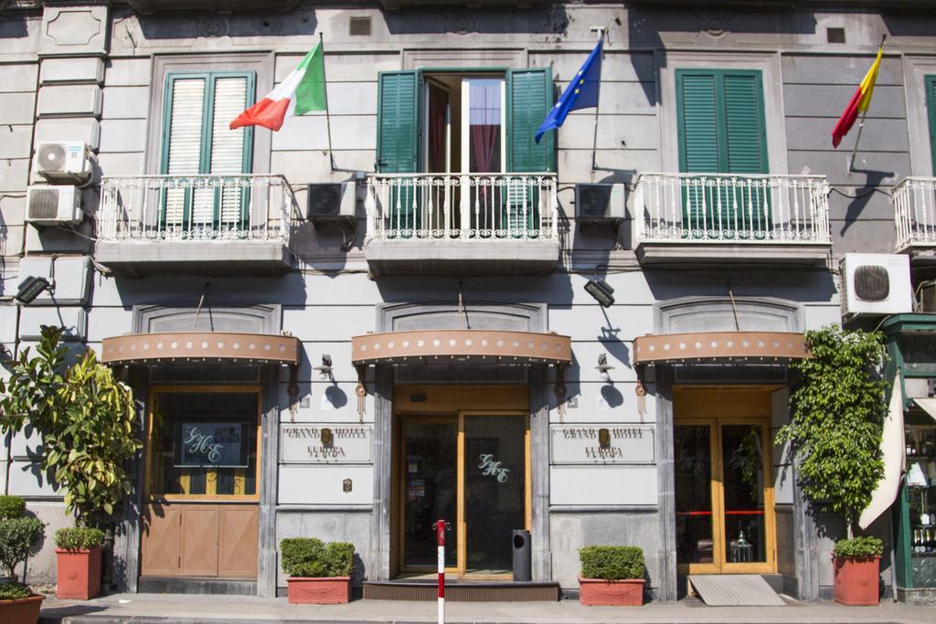 Hotel Grand Europa Napoli 4