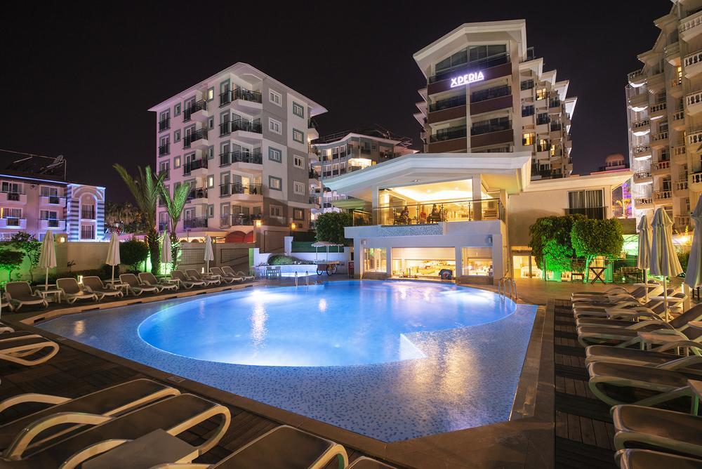 Hotel Xperia Saray Beach Alanya 1