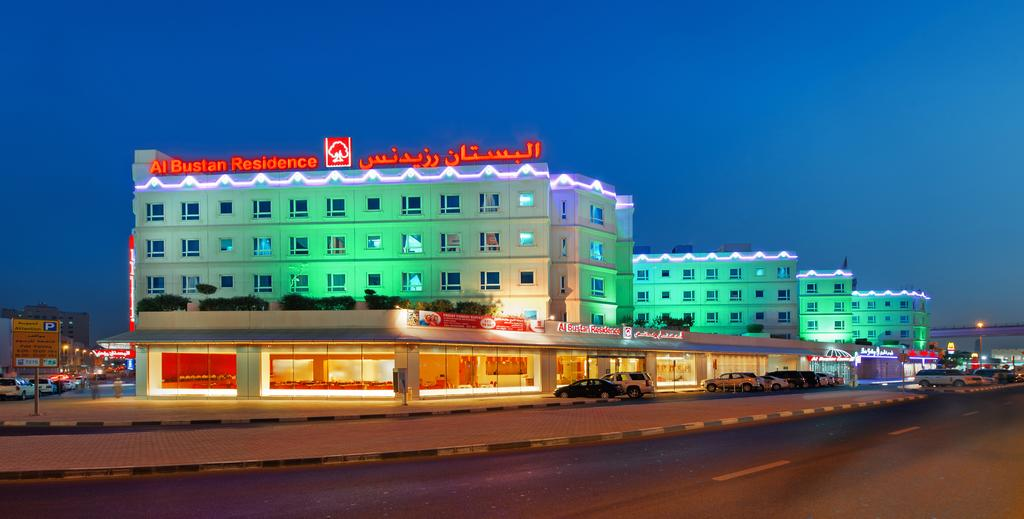 Regim hotelier Al Bustan Center & Residence Dubai 1