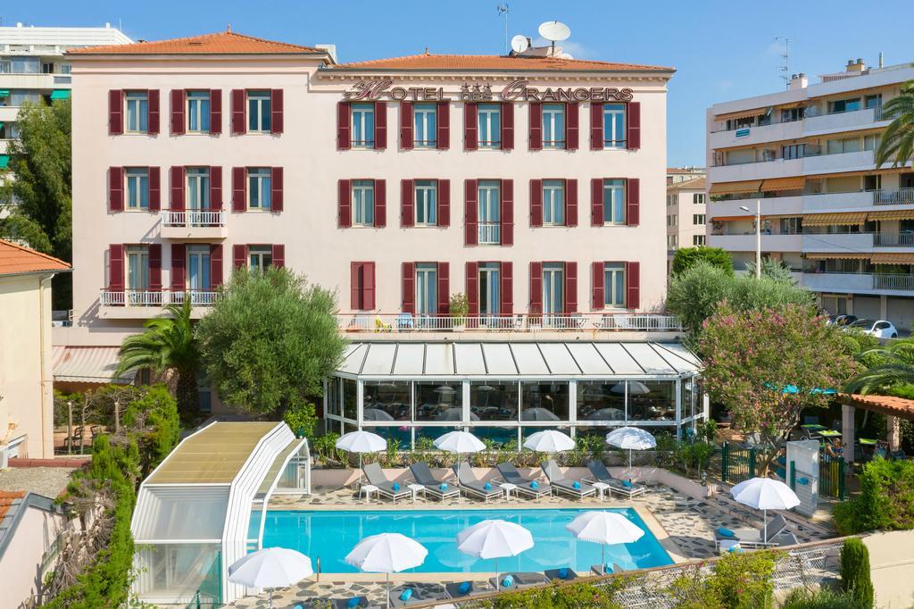 Hotel Des Orangers Cannes 1