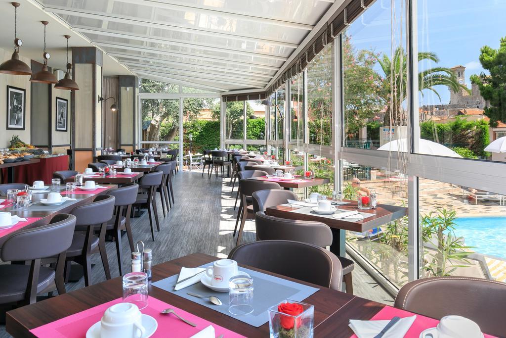 Hotel Des Orangers Cannes 5