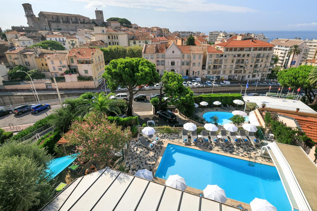 Hotel Des Orangers Cannes 8