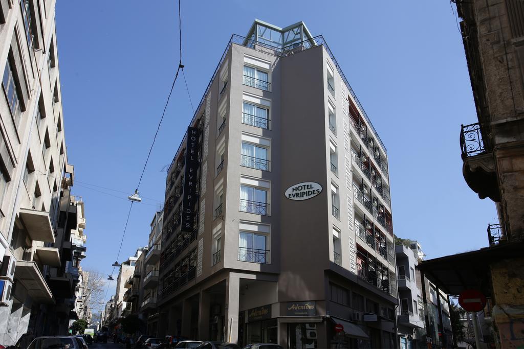 Hotel Evripides Atena 3
