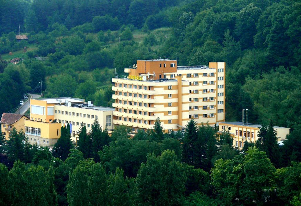 Hotel Germisara SPA Geoagiu 1