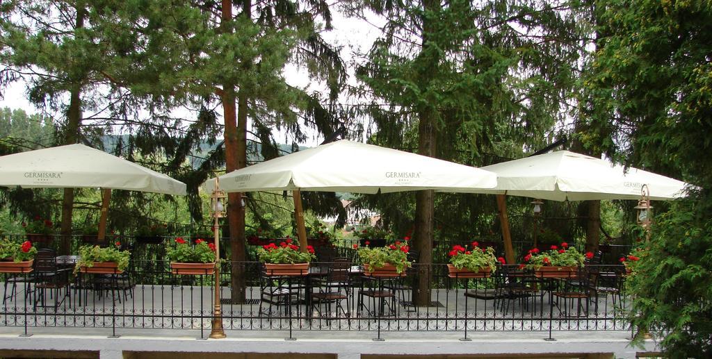 Hotel Germisara SPA Geoagiu 8