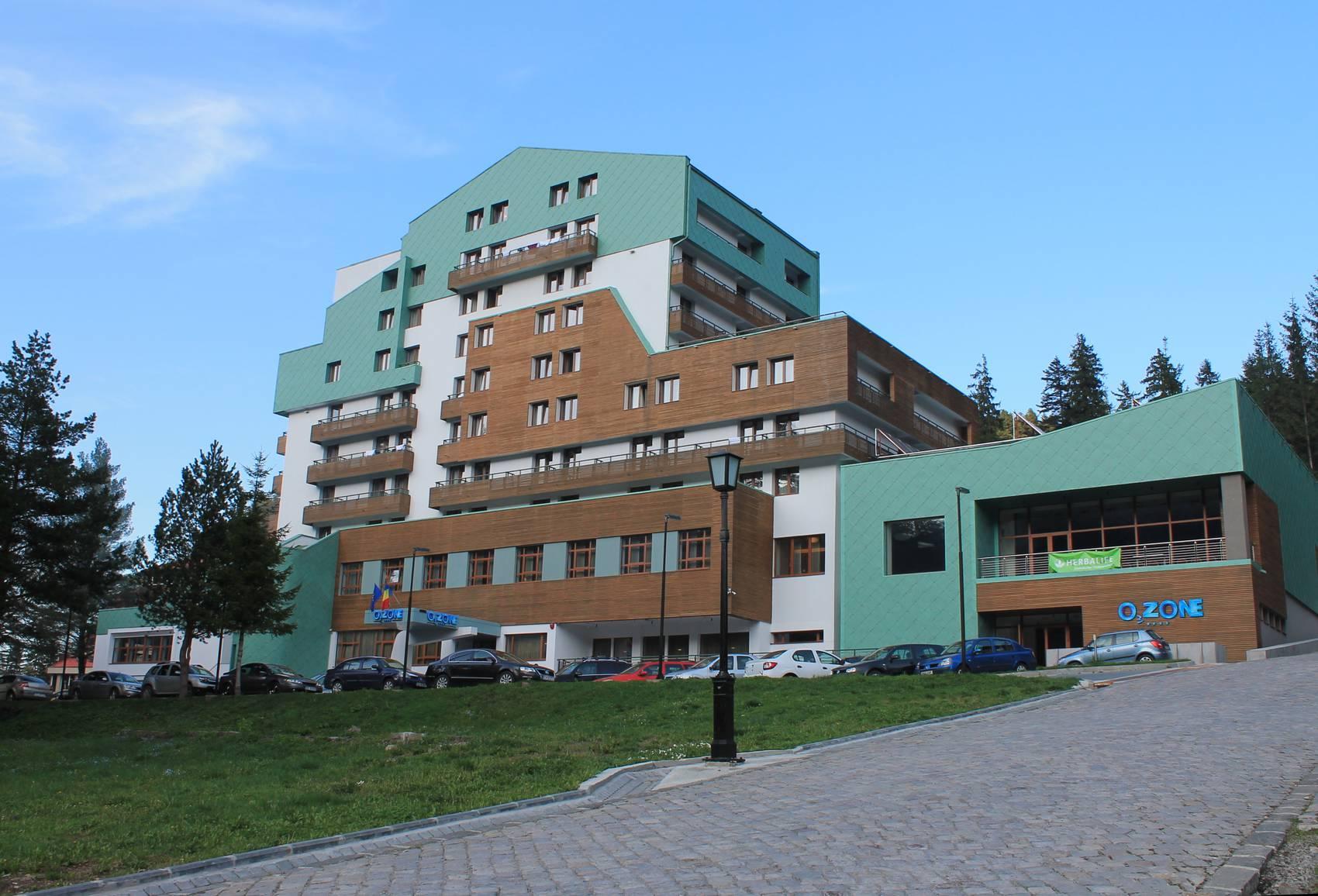 Hotel Ozone Baile Tusnad 4