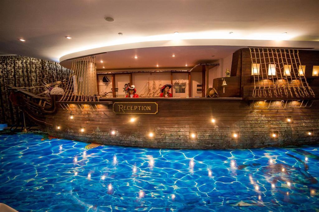 Hotel Bicaz Pirates Resort Mamaia 2
