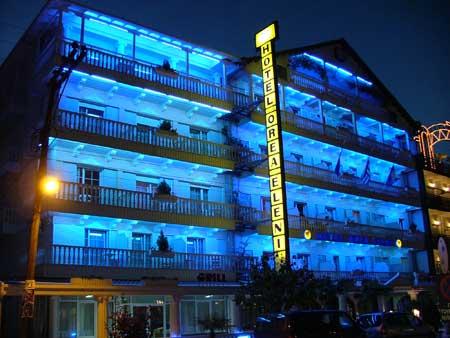 Hotel 3*(fara nume) Paralia Katerini 4