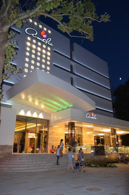 Hotel Amelia Albena 5