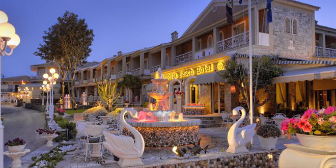 Hotel Molfetta Beach Gouvia 4