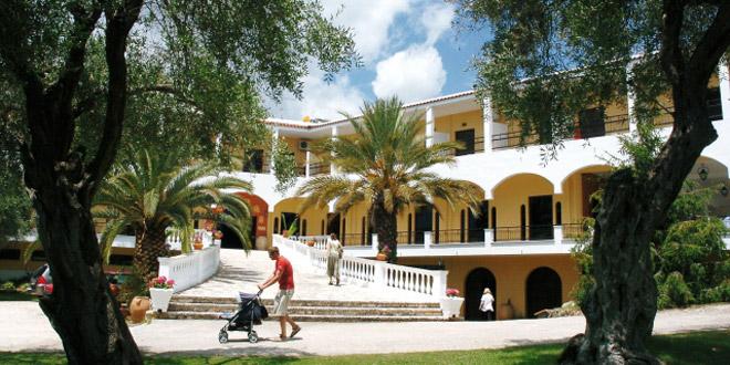 Hotel Paradise Corfu 1