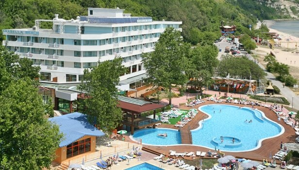Hotel Arabella Beach Albena 5