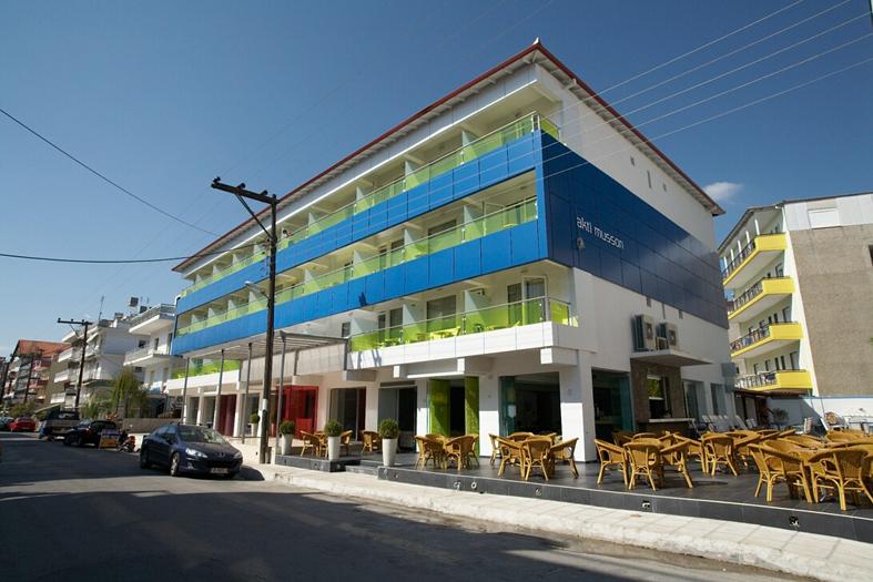 Hotel Akti Musson Paralia Katerini 4