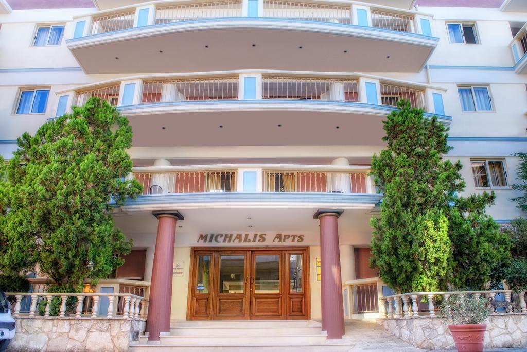 Hotel Michalis Apartments Heraklion 4