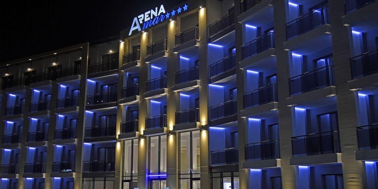 Hotel Arena Mar Nisipurile de Aur 5