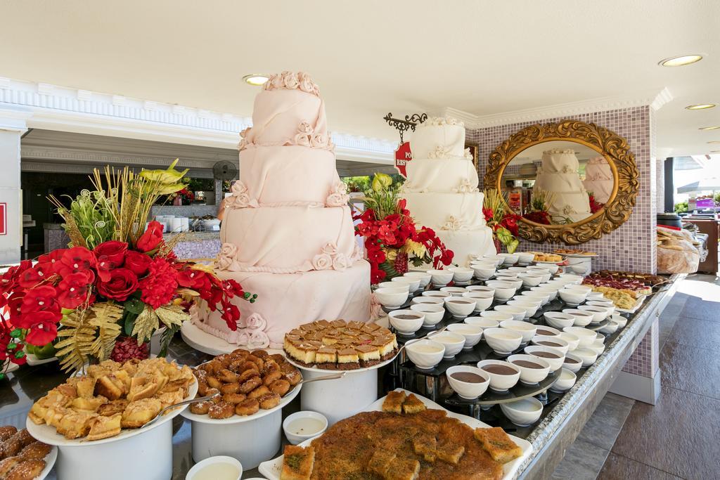 Hotel Club Sera Antalya 5