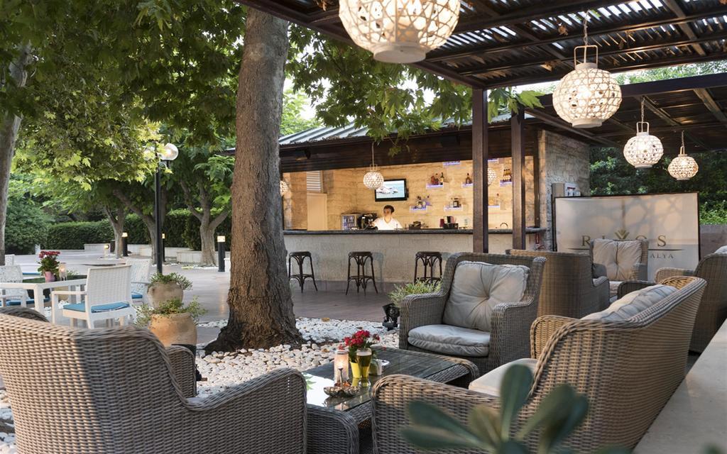Hotel Rixos Downtown Antalya Antalya 3