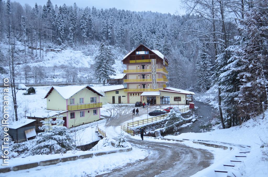 Hotel Larisa Azuga 3