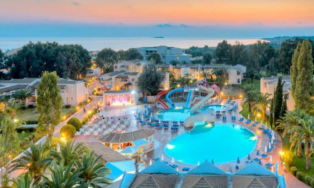 Hotel Aquis Sandy Beach Resort Agios Gordis 5