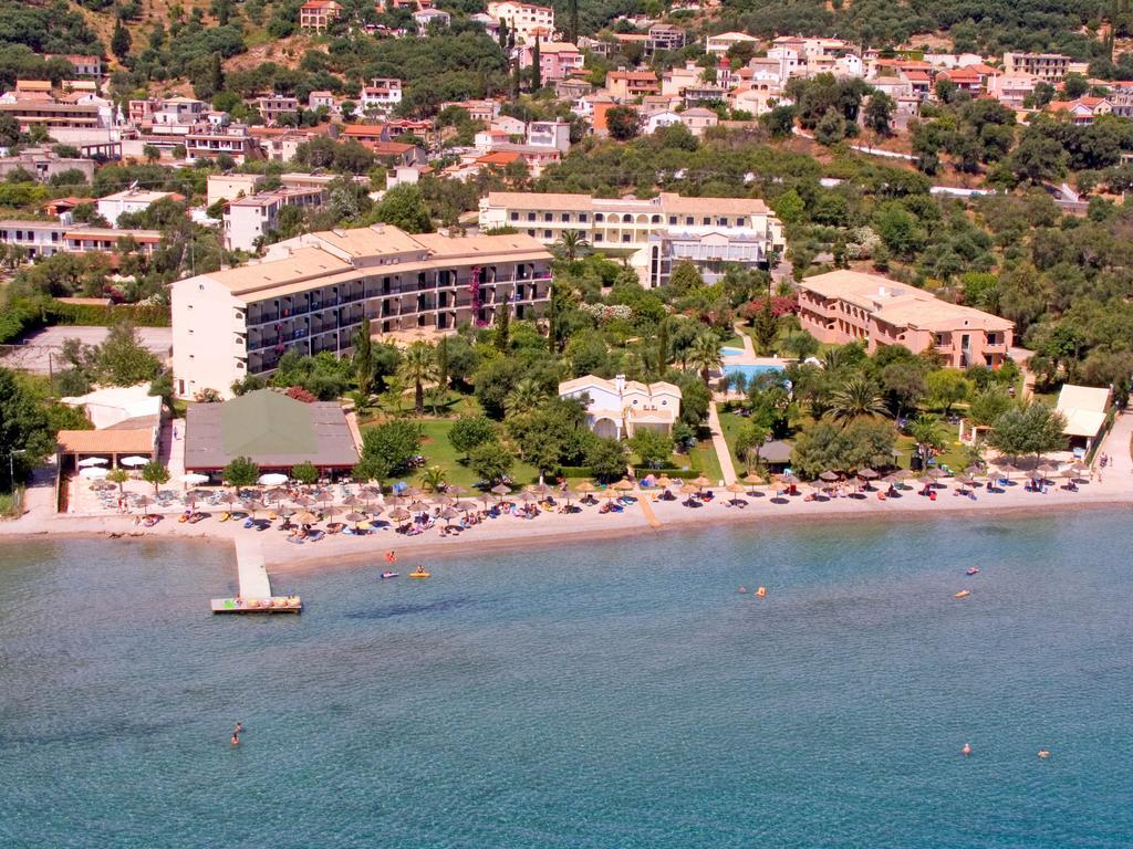 Hotel Delfinia Corfu 1