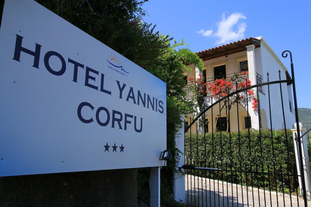 Hotel Yannis Corfu Ipsos 4