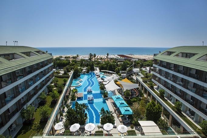 Hotel Sensimar Side Resort & Spa Evrenseki 6