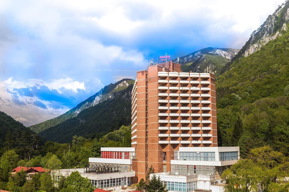 Hotel Diana Baile Herculane 1