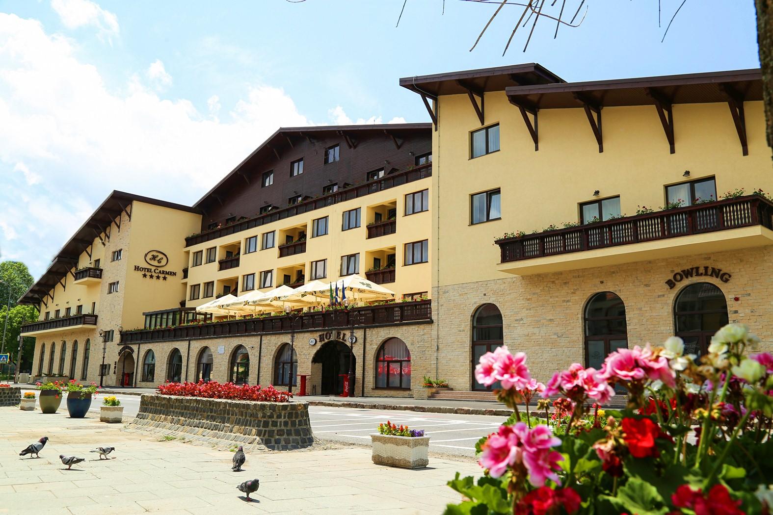Hotel Carmen Predeal 5