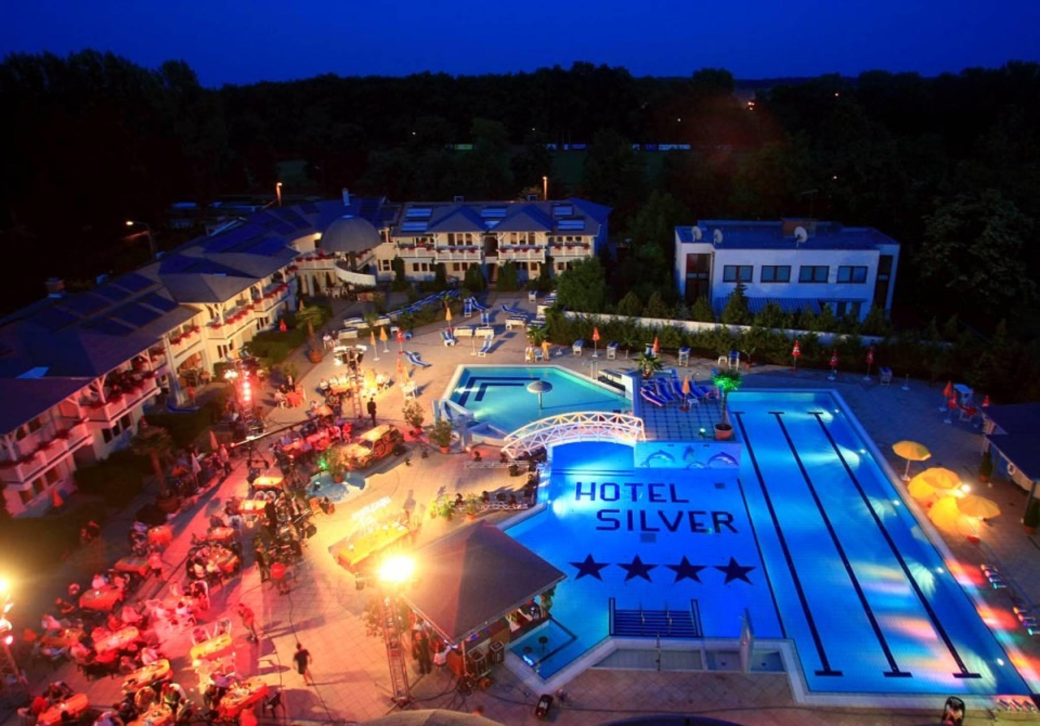Hotel Silver Hajduszoboszlo 2