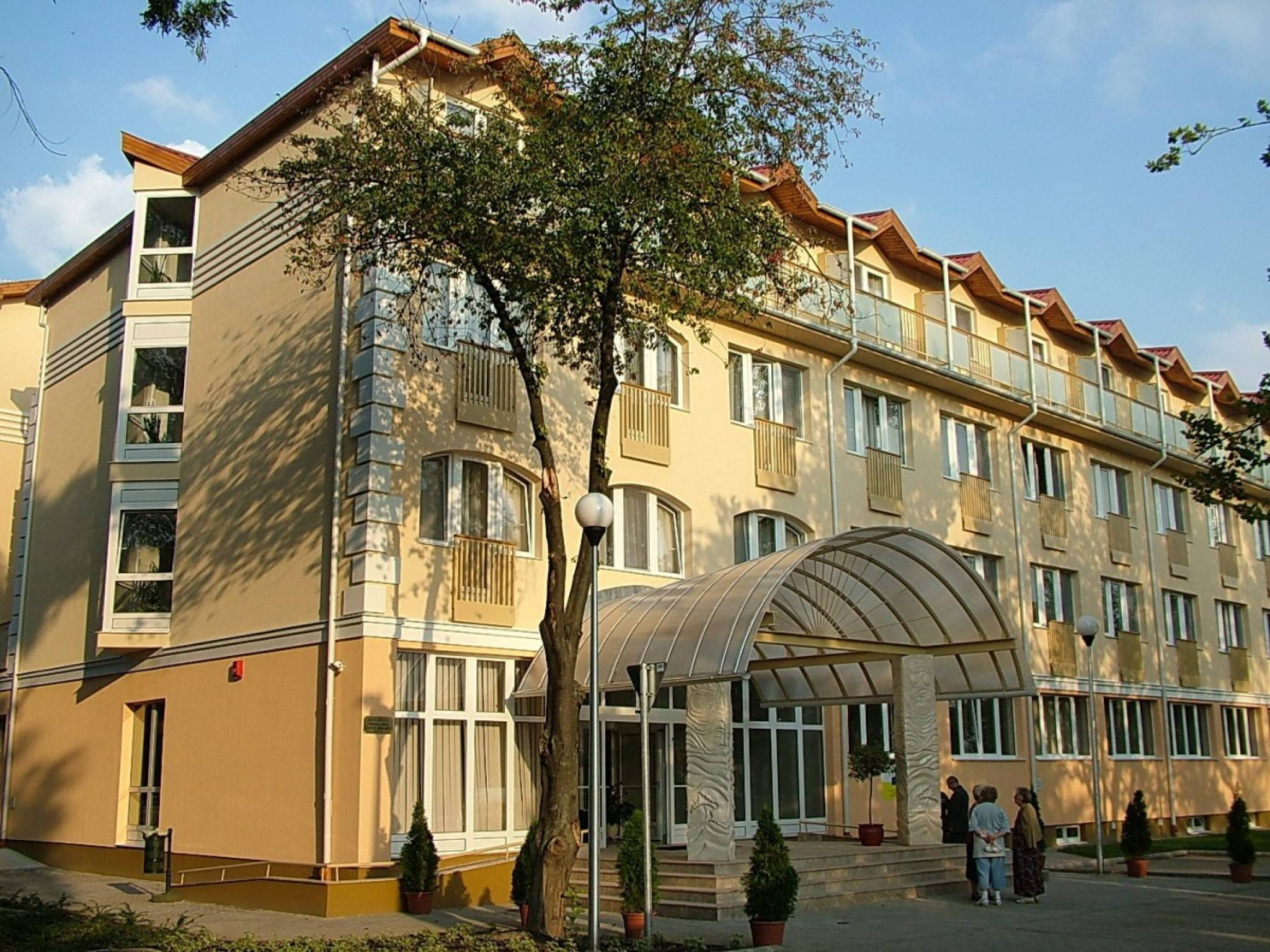 Hotel Thermal Hajduszoboszlo 1