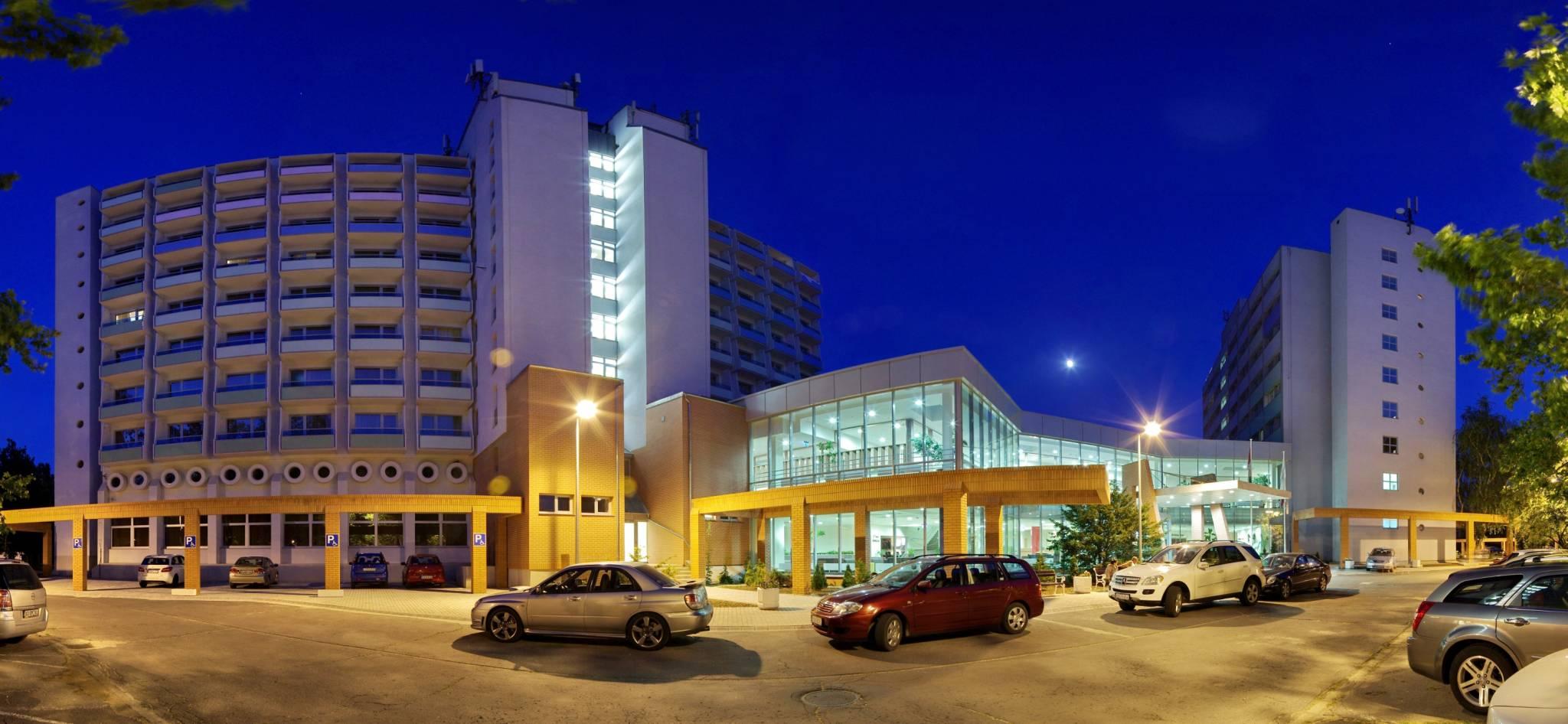 Hotel Erkel Gyula 1