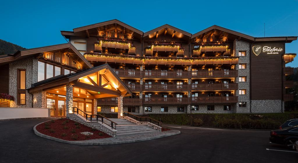 Hotel Teleferic Grand Poiana Brasov 1