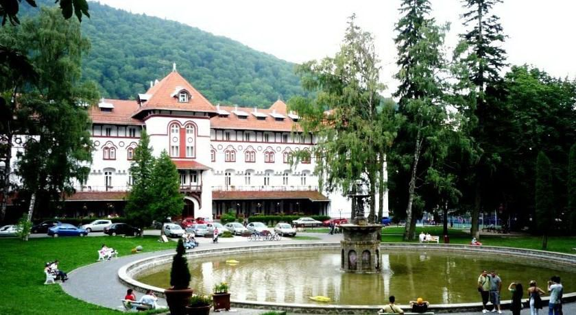 Hotel Caraiman Sinaia 1