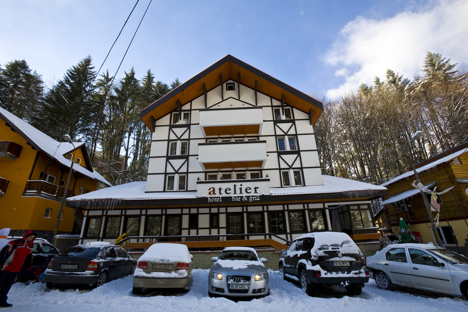Hotel Atelier Predeal 2