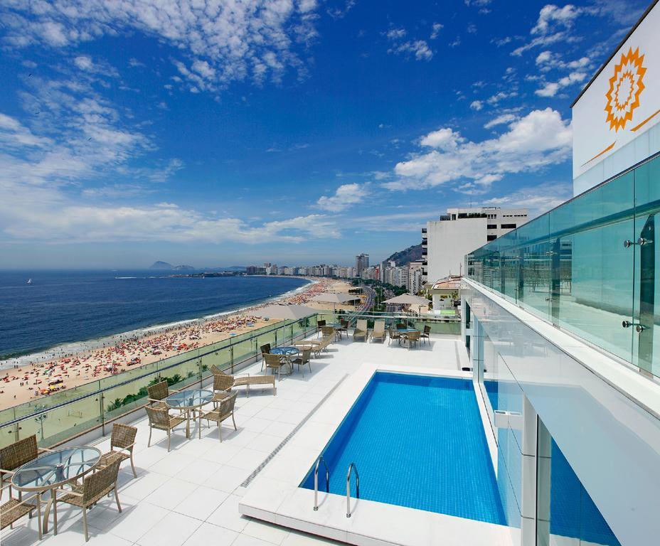 Hotel Arena Copacabana Rio de Janeiro 5