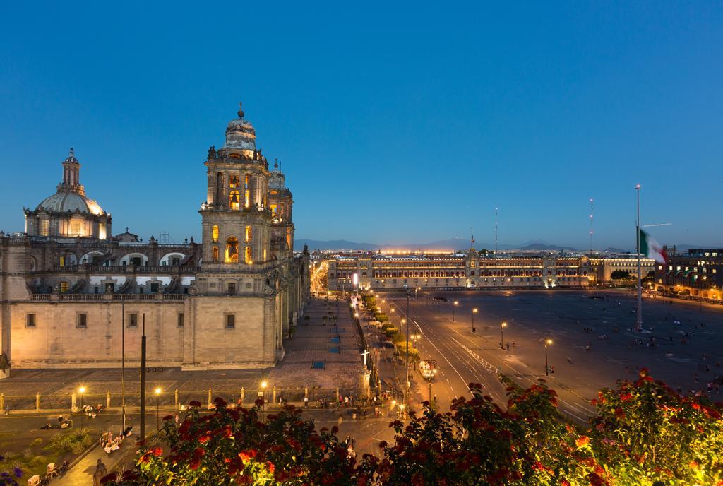 Hotel Zocalo Central Ciudad de Mexico 5