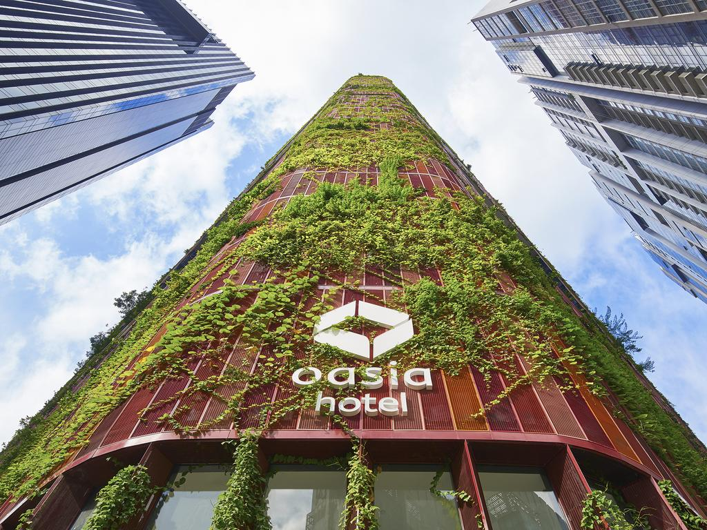 Hotel Oasia Downtown Singapore