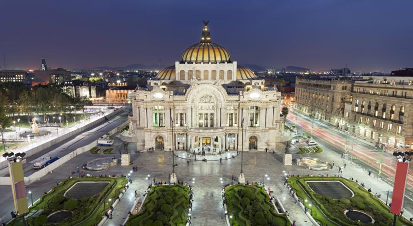 Hotel Historico Central Ciudad de Mexico 5