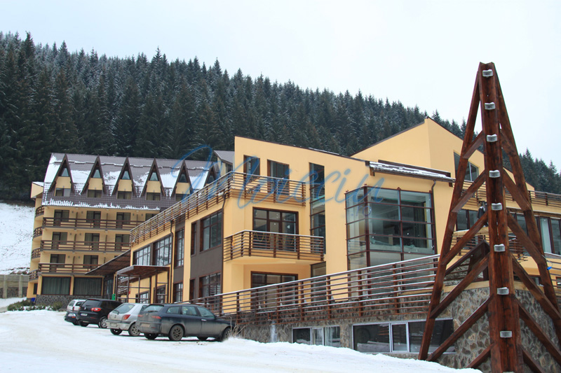 Hotel Mistral Resort Moeciu 2