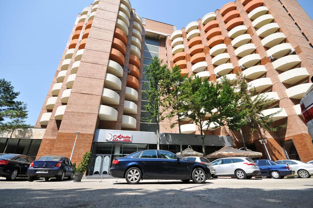Hotel Afrodita Resort Spa Baile Herculane 4
