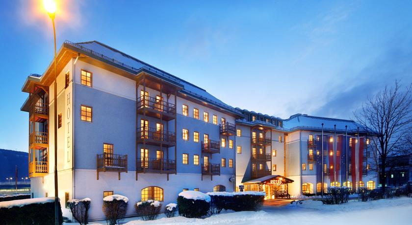 Hotel Alphotel Innsbruck 5