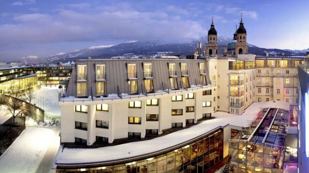 Hotel Grauer Baer Innsbruck 5