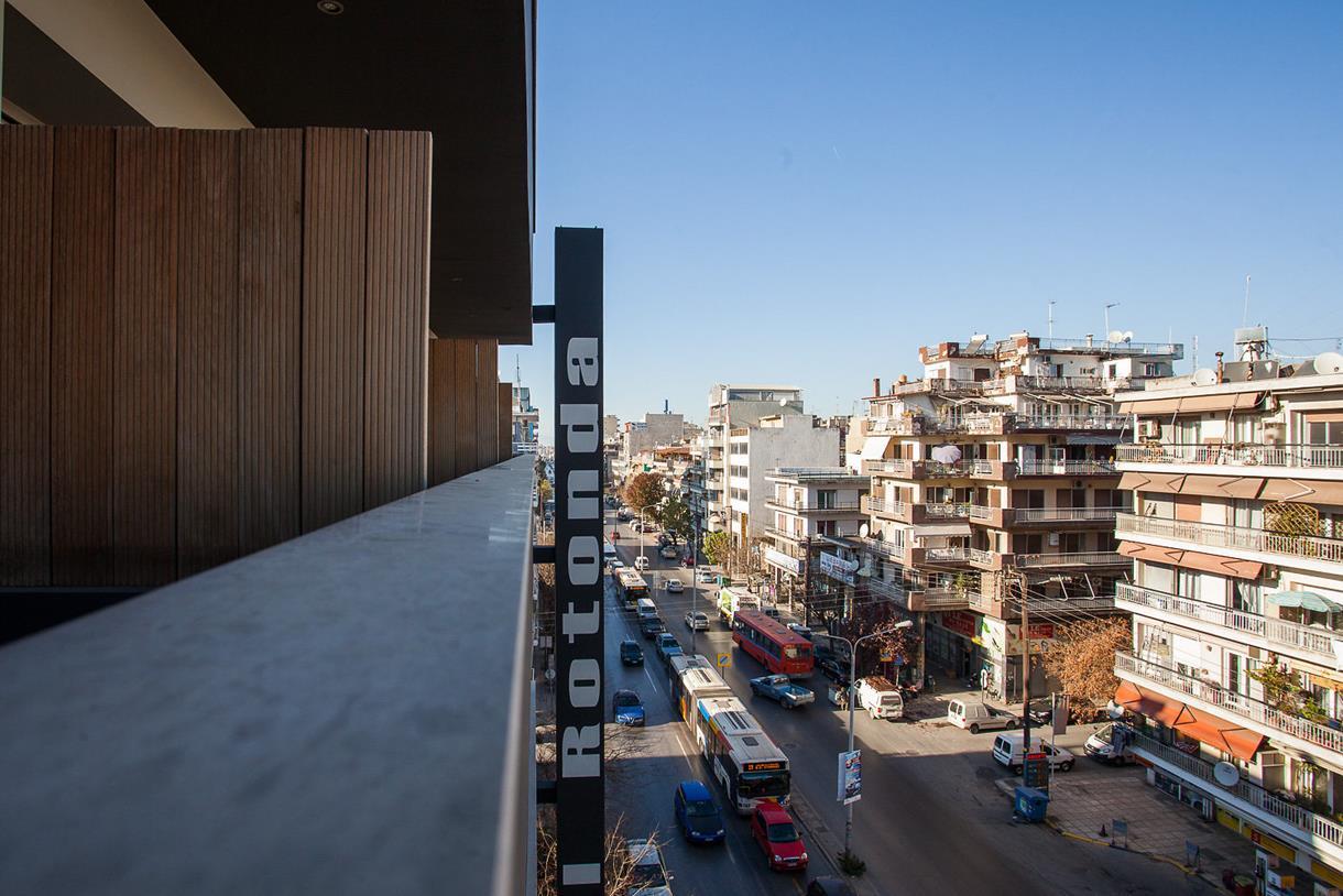 Hotel Rotonda Salonic 1
