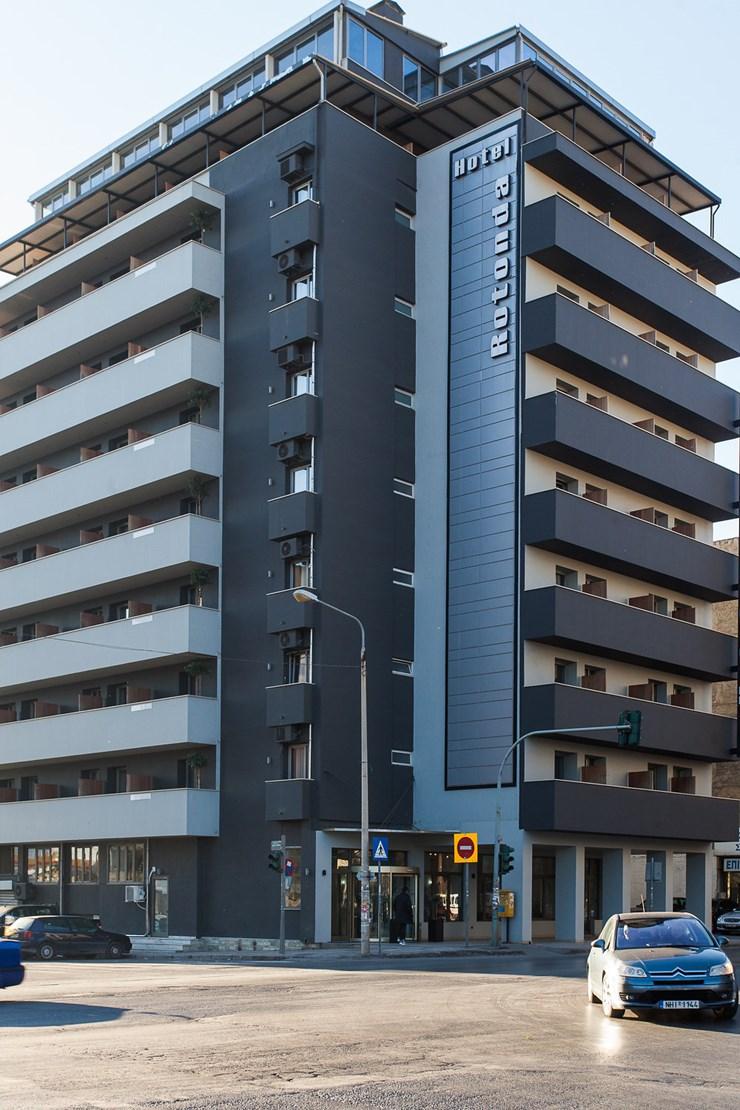 Hotel Rotonda Salonic 2