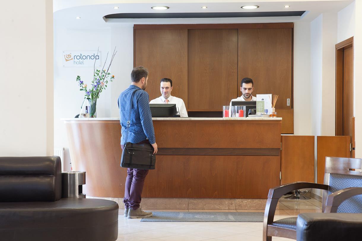 Hotel Rotonda Salonic 6