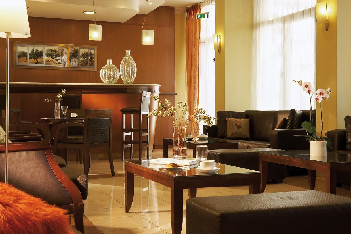 Hotel Rotonda Salonic 7