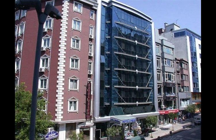 Hotel Ephesus Istanbul 4