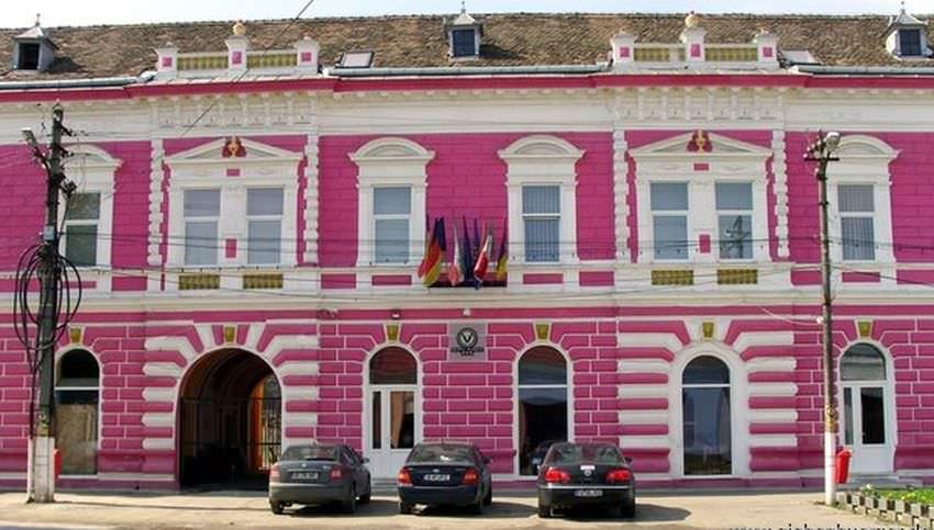 Hotel Marion Dumbraveni 1